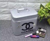 bon stockage de maquillage achat en gros de-Maquillage cosmétique sac sac de maquillage pour les filles / livraison gratuite en gros bonne qualité sac de stockage en gros