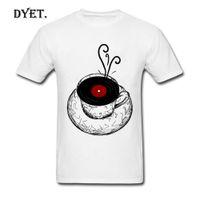 som de chá venda por atacado-Tea Time férias feliz camiseta Arte do amor T-shirt do som ativado Led Disco Camiseta Plus Size T-shirt XXXL Homens