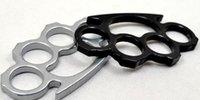 pontas de latão finas venda por atacado-Hot Sale-2PCS prata e preto de aço fino espanadores de junta de latão