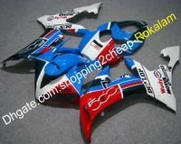 ingrosso parti di carenatura del motociclo di yamaha-YZF 1000 R1 Fashion Fairing per Yamaha Body Parts YZF1000 2004 2005 2006 YZFR1 FIAT Fairings Motorcycle Fit (Stampaggio a iniezione)