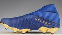 iç çizme toptan satış-Nemeziz 19+ FG Futbol ayakkabıları, Polarize Paketi, Karanlık, 302 Yönlendirme Paketi, Karanlık Senaryo, Kablolu, İç Oyun erkek spor ayakkabı