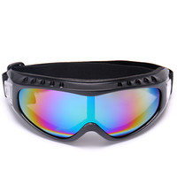 Wholesale black ski goggles resale online - New Arrival Sun Glasses Skiing Goggles Dazzle Riding Spectacles Motorcycle Fashion Outdoors Protective Gear UV400 Factory Direct ysG1