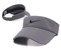course à pied sport achat en gros de-Net rouge casquette vide femme marée marque aucune visière supérieure en cours d'exécution sport chapeau de tennis casquette de baseball masculin ins chapeau de soleil A1