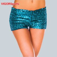 шарики сексуальные девушки оптовых-2019 Summer New European and American Sexy Casual Bead Embroidery Decoration Shorts Girl Festival Sexy Women Harajuku Shorts