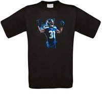 football américain t shirts achat en gros de-Kam Chancellor T-shirt de football américain de Seattle toutes tailles, neuf