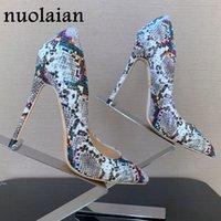 размер 12 каблуков оптовых-8/10/12 СМ женская обувь на высоком каблуке платье острым носом на высоких каблуках женщина свадебная обувь леди туфли на платформе большой размер туфли на высоком каблуке