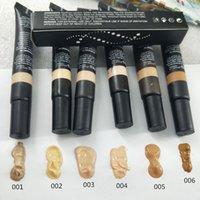 Wholesale makeup foundation color resale online - In stock ml colors Concealer Foundation Make Up Cover Primer Concealer Base Professional Face Makeup Contour Palette Makeup Base