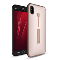 Wholesale packaging for wine for sale - Group buy For LG Stylo LV3 K10 K7 K8 K9 Q6 G7 Aristo High Quality TPU PC Ring With Kickstand Shockproof Protective Case With Retail Package