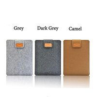 Wholesale case felt tablet resale online - Felt Case For ipad mini Colors Business Tablet Cover For ipad pro inch Sleeve Bag For apple ipads pro