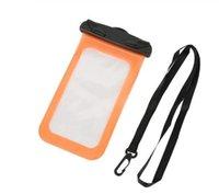 wasserdichte abdeckungen für mobiltelefone großhandel-6 Zoll Float Airbag wasserdicht Schwimmen versiegelte Tasche Handy Case Cover Dry Pouch Universal