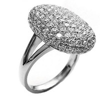 Wholesale vampires band online - Hot Sale Romantic Vampire Bella Ring Crystal Engagement Wedding Rings For Women Accessories