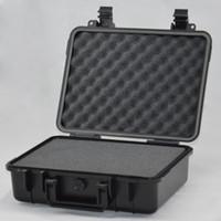ingrosso caso di plastica dura impermeabile-Cassetta portautensili esterna impermeabile con custodia in plastica rigida antiscivolo