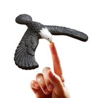 masaüstü dengeleme oyuncakları toptan satış-Denge Kartal Dengesi Kuş Yaratıcı Bilim Dekompresyon Bilim Eğitim Oyuncaklar Noel Doğum Günü Hediyeleri yenilik Masaüstü Dekorasyon El Sanatları