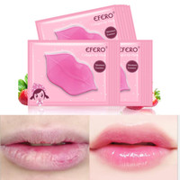 Wholesale lips repair for sale - Group buy Collagen Lip Plumper Increase Lip Enhancer Crystal Gold Mask Nourishing Patches for Lip Care Scrub Repair Lips box