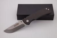 lames d'outils achat en gros de-Chaves Couteaux Redencion Couteau Pliant Sur Mesure 8Cr13Mov Lame Poignée En Fiber De Carbone Poignée Tactique Couteaux De Survie En Plein Air Chasse Outils