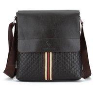 compartimientos maletín al por mayor-Maletín para hombre Secret Compartment Briefcase Classic