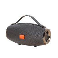 subwoofer para telemóvel venda por atacado-Mini E16 Sem Fio Bluetooth Speaker Subwoofer Subwoofer Portátil Ao Ar Livre Computador TF Cartão de Rádio FM Telefone Móvel Sem Fio Bluetooth Speaker 7