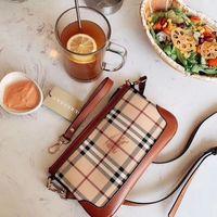 ingrosso borsa lunga portafoglio borsa-borse di lusso UOMO Multi funcito borse Donna Borsa a mano frizione donne borse designer versione Luxury Messenger Bag Portafogli lunghi borsa