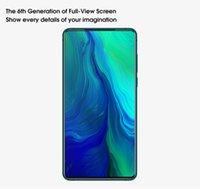 fhd ekran android telefonu toptan satış-Elephone U2 16MP Pop Up Kamera Cep telefonu Android 9.0 MT6771T Octa Çekirdek 6 GB + 128G 6.26