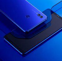 отметить телефоны дюймов оптовых-Новый Huawei Honor Note 10 Kirin 970 Octa core Мобильный телефон Dual SIM 6,95-дюймовый Android 8.1 ID отпечатков пальцев NFC 5000 мАч Батарея OTA