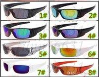 titan brillen rahmen für frauen großhandel-MOQ = 10PCS Mann SOutdoor, das Gläser radfährt Blenden Sie vollen Feldstrand der Farbenobjektivfrau, der Sonnenbrille-Brillen Eyewear fährt freies Verschiffen