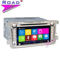 Wholesale vw car audio for sale - Group buy TOPNAVI Wince Double Din quot Car Media Center DVD Player Auto Audio For VW Lamando Stereo GPS Navigation TFT Magnitol