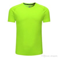 Wholesale outdoor sport clothes for men resale online - Men Polo short sleeved tennis shirts quick dry Sport clothes Kit Badminton shirt for outdoor Soccer Running t shirt Sportswea