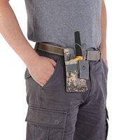 naylon taşıma çantası toptan satış-Popüler Açık Çanta Walkie Talkie Çanta Case Tutucu Naylon BaoFeng UV-5R Için Taşıma çantası, BF-F8, UV-82 # 589533