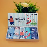 Wholesale kids boy panties for sale - Group buy Children s underwear briefs cartoon navy pattern design Hot boys briefs Children Toddler Boy Underpants Baby Kids Panties Cotton