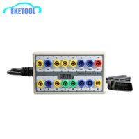Wholesale obd2 professional diagnostic tools for sale - Group buy OBDII Protocol Detector OBD OBD2 Break Out Box OBDII Protocol Detector Diagnostic Tool Professional Auto Scanner