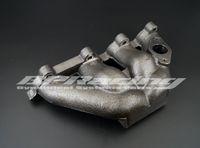 sivil d16 toptan satış-Dökme demir, turbo egzoz manifoldu 1996-2000 Halk Ek6 EK9 D15 D16 T3 / T4