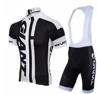 кружевные майки оптовых-GIANT командные шорты с коротким рукавом для велоспорта. Спортивные шорты для велоспорта. Джерси для велосипеда. Одежда для бега.