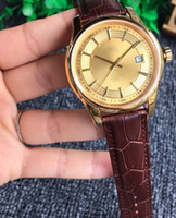 Wholesale men luxury watches china resale online - sapphire All work ANTIQUE GOLD mm C CHINA cheap mechanical automatic men watch fashion new Stainless steel mens watche