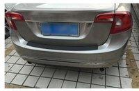 autotüren streifen großhandel-Auto 90CM Kofferraumschutzleiste Stoßstange Antikollisionsgummiband Heckklappe Zierleiste Einstiegsleiste Heckschutz