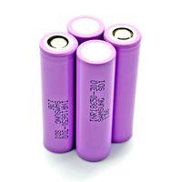 bateria pkcell venda por atacado-100% autêntico Samsung Sony LG 18650 26f 30Q Baterias de lítio recarregável - Real 2600mAh 20A elevados níveis de consumo Vape Mods Baterias
