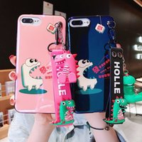 Wholesale apple bags for sale for sale - Group buy Hot Sale Cover For iphone XR XS MAX X plus s plus case cover blue ray d camera with strap soft silicon phone bag shell