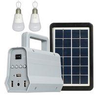 Wholesale solar panel bank power resale online - Solar Bulb Light with Bluetooth Speaker for Camping Solar Panel Power Bank Outdoor Portable Stereo Loudspeaker