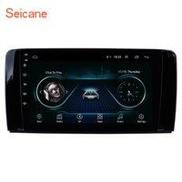 jogador mercedes venda por atacado-9 Polegada Android 8.1 Car Radio Navegação GPS para 2006-2013 Mercedes Benz Classe R W251 R280 R300 R320 R350 com suporte Bluetooth OBD2 DVR
