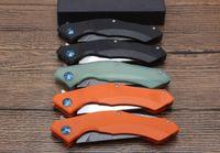 vente chaude couteaux de camp achat en gros de-Usine vente chaude couteau de poche lame D2 tactique pliant couteau camping forte survie couteau pierre lavage / ponçage