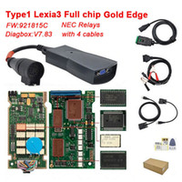 Wholesale tool lexia for sale - Group buy Lexia PP2000 Full Chip Diagbox V7 Firmware C Lexia3 V48 V25 for Citroen Peugeot Diagnostic Tool