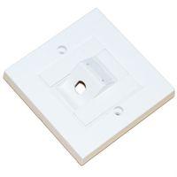 adaptateur fc achat en gros de-Façade en fibre ST OU FC 1 pièce avec ou sans FC UPC, Adaptateur ST SM APC SM FTTD