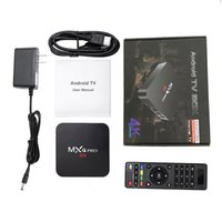 kullanım kılavuzu toptan satış-RK3229 TV KUTUSU MXQ PRO 4 K 1 gb 8 gb Android 7.1 Tv Kutusu Kullanım Kılavuzu Pk H96 Max Tv Kutusu