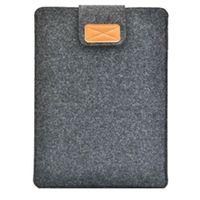Wholesale case felt tablet resale online - Soft Sleeve Felt Bag Case Cover Anti scratch for inch inch inch Macbook Air Pro Retina Ultrabook Laptop Tablet ING SHIPP