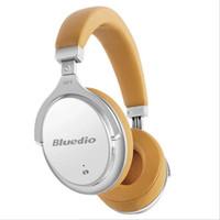 venda de fones de ouvido venda por atacado-Venda quente Bluedio F2 Sem Fio Bluetooth fones de ouvido Com Microfone Com Cancelamento de Ruído Sobre Fones De Ouvido fones de ouvido baixo bluetooth car