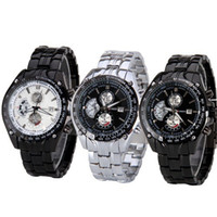 вибрационные ремни для мужчин оптовых-Спортивные часы 2019 Trend для мужчин и женщин, бегущие часы, хронограф, стальной ремешок, 50м, водонепроницаемые часы, вибрирующие, спортивные