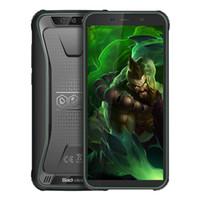 Wholesale ips lte dual sim quad resale online - IP68 Waterproof Blackview BV5500 Pro NFC G LTE Bit Quad Core MTK6739 GB GB Android Pie quot IPS Full Screen HD Smartphone