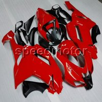 Wholesale 23colors Gifts red motorcycle Fairings for Kawasaki ZX6R ZX R ABS Motorcycle cowl plastic kit