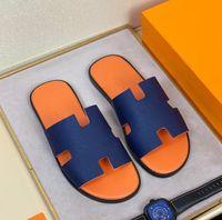 ingrosso nuovi sandali alla moda-Estate Nuovo Vendi bene Pantofole da uomo per il tempo libero Scarpe da spiaggia 2019 Sandali alla moda per la casa Pantofola # 055