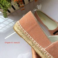 Wholesale comfortable working shoes resale online - Luxury Designer Fisherman Shoes Street Fashion Casual Ladies Flat Shoes Comfortable Soft Bottom Work Comfortable Single
