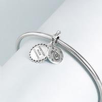 2020 Release S925 Sterling Silver Harry potter Slytherin pendant Charm beads Fits European Pandora Bracelets Necklace